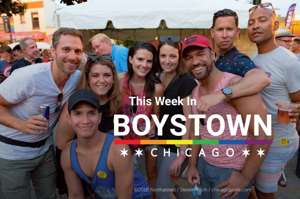 This Week in Boystown | Labor Day Edition