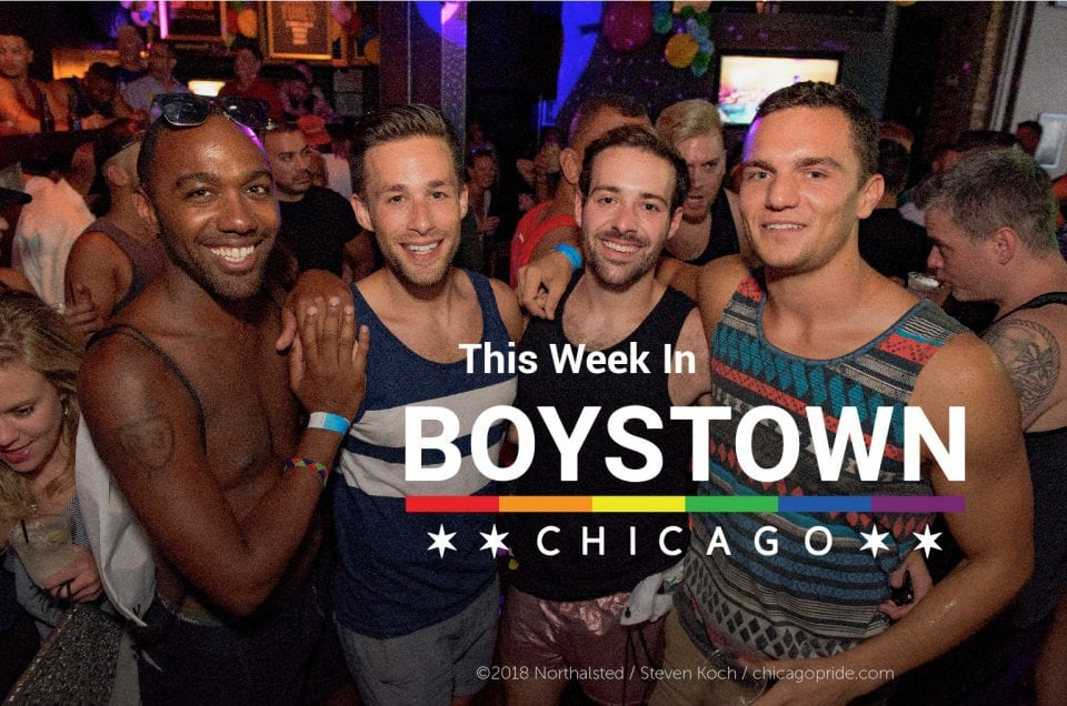 This Week in Boystown | Hello September 9/7