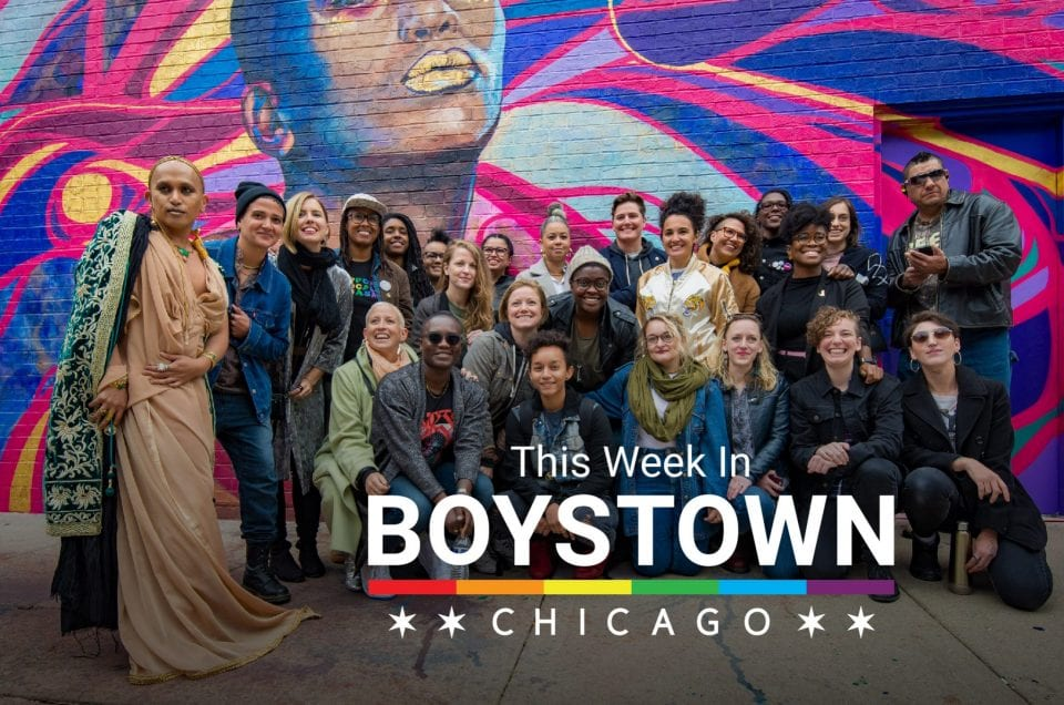 This Week in Beautiful Boystown 10/5