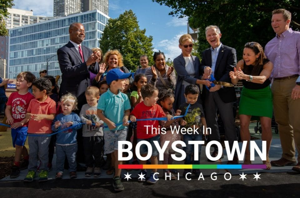 This Week in Boystown – Come Out and Play 10/12