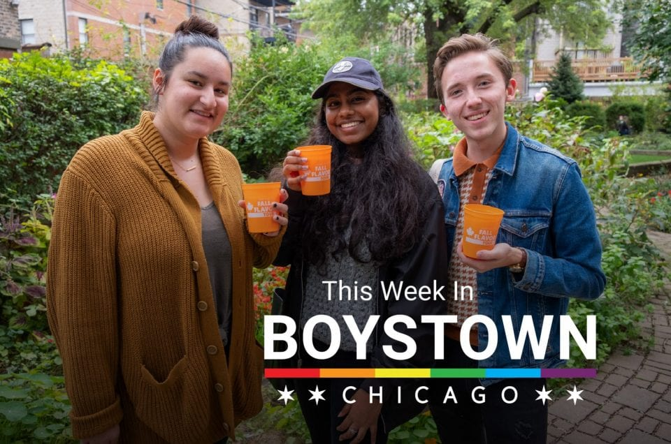 This Week in Boystown – Pre-Halloween 10/19
