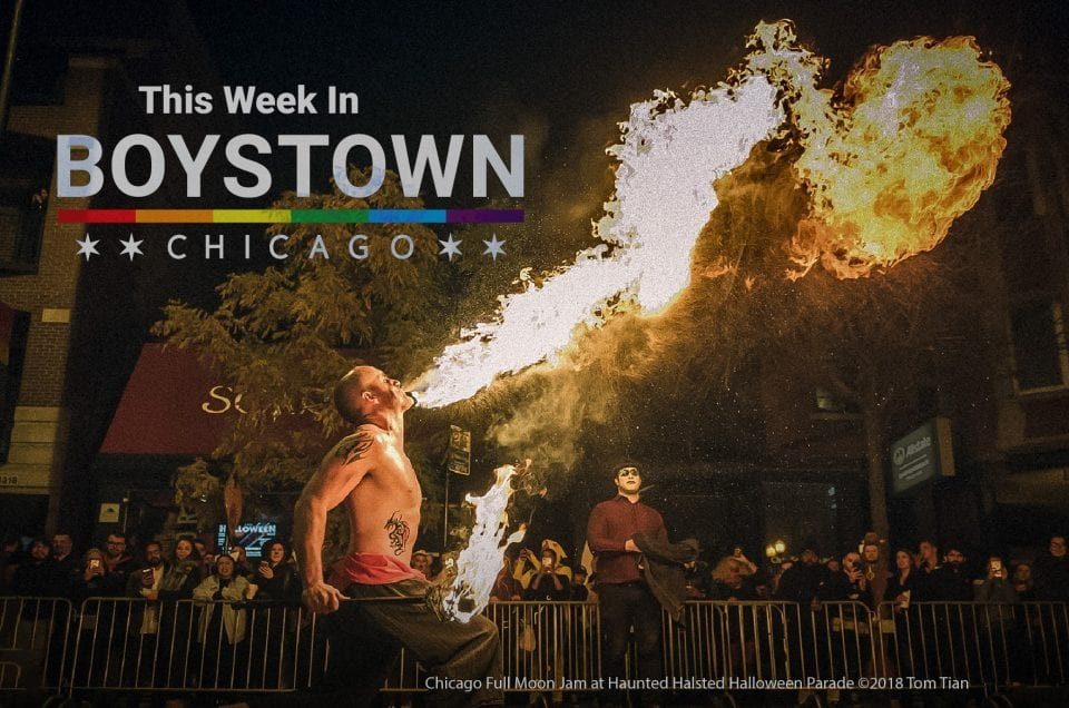 This Week in Boystown – Halloween Winners 11/2