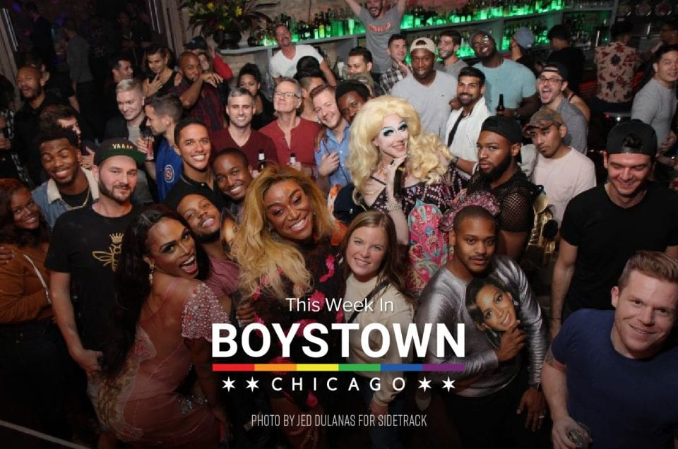 This Week In Boystown: St. Patrick's Day