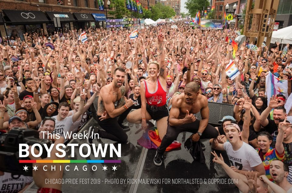 This Week In Boystown: What's Next?