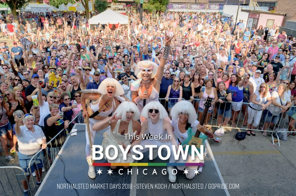 This Week In Boystown: Market Days Is On The Way!