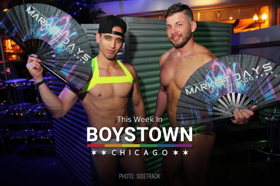 This Week In Boystown: It's A Hot One!