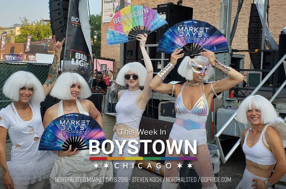 This Week In Boystown: Market Days Guide