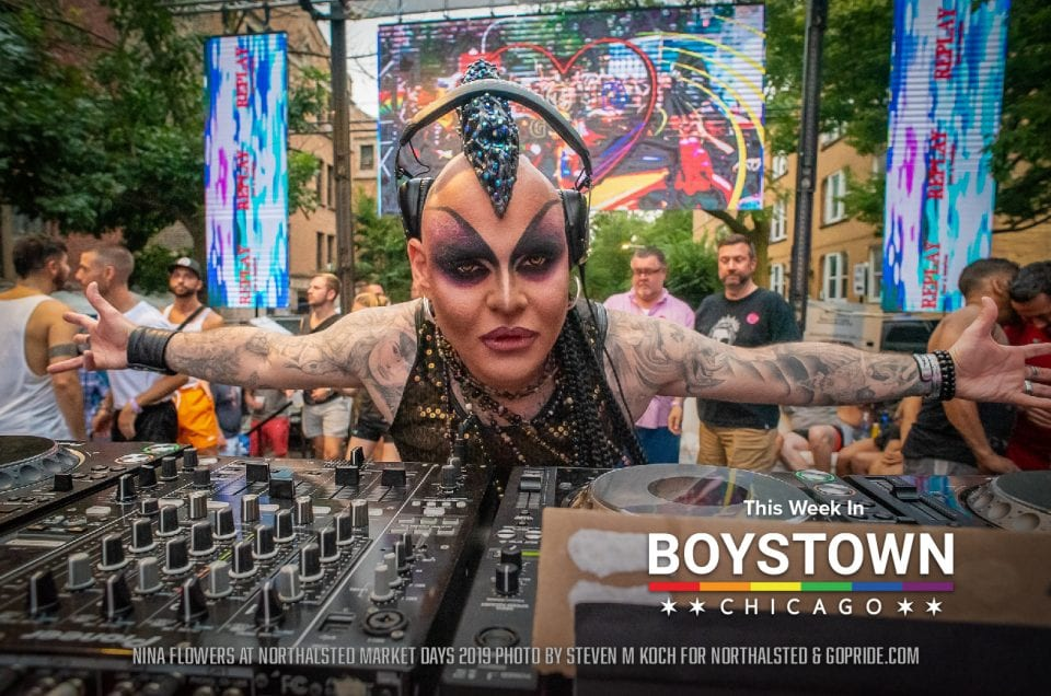 This Week In Boystown: Labor Day Lineup!