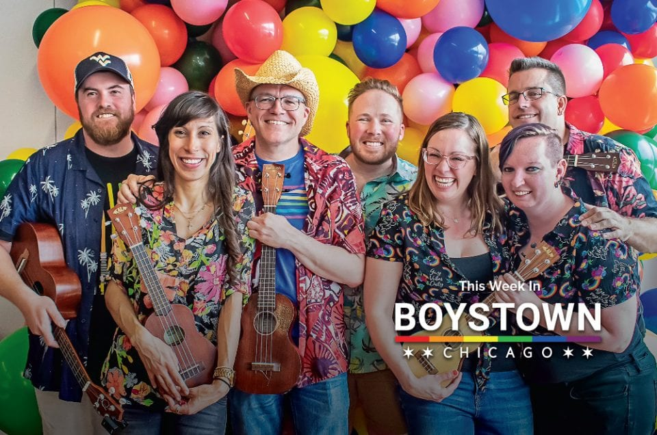 This Week In Boystown: Bites, Bevs & Beats for a good cause