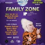 haunted halsted family zone