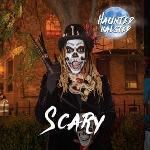 haunted halsted scary