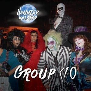 haunted halsted small group