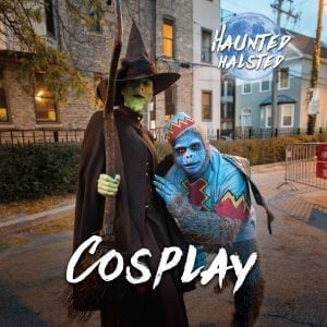 haunted halsted cosplay