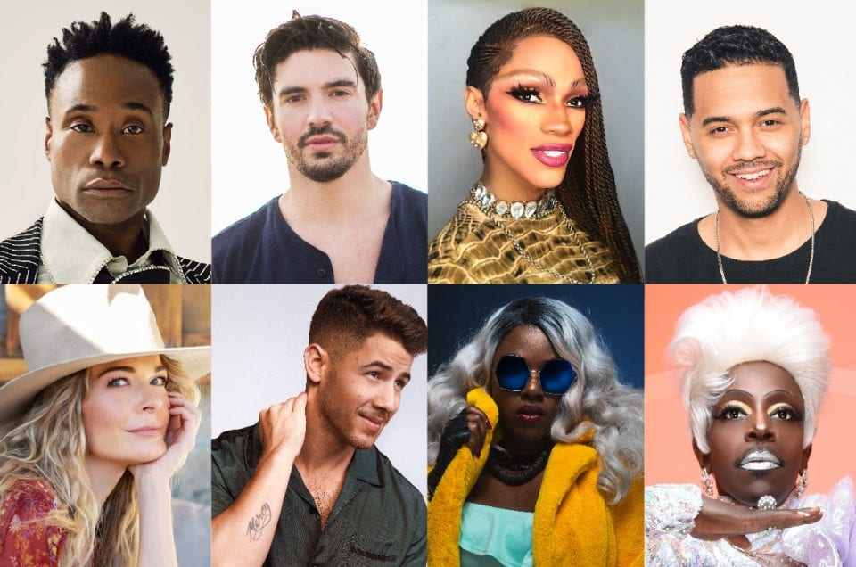 virtual chicago pride fest 2020 performers video
