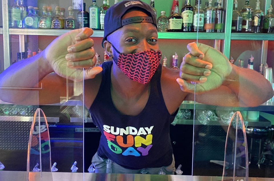 sidetrack bar reopen gay lgbtq northalsted