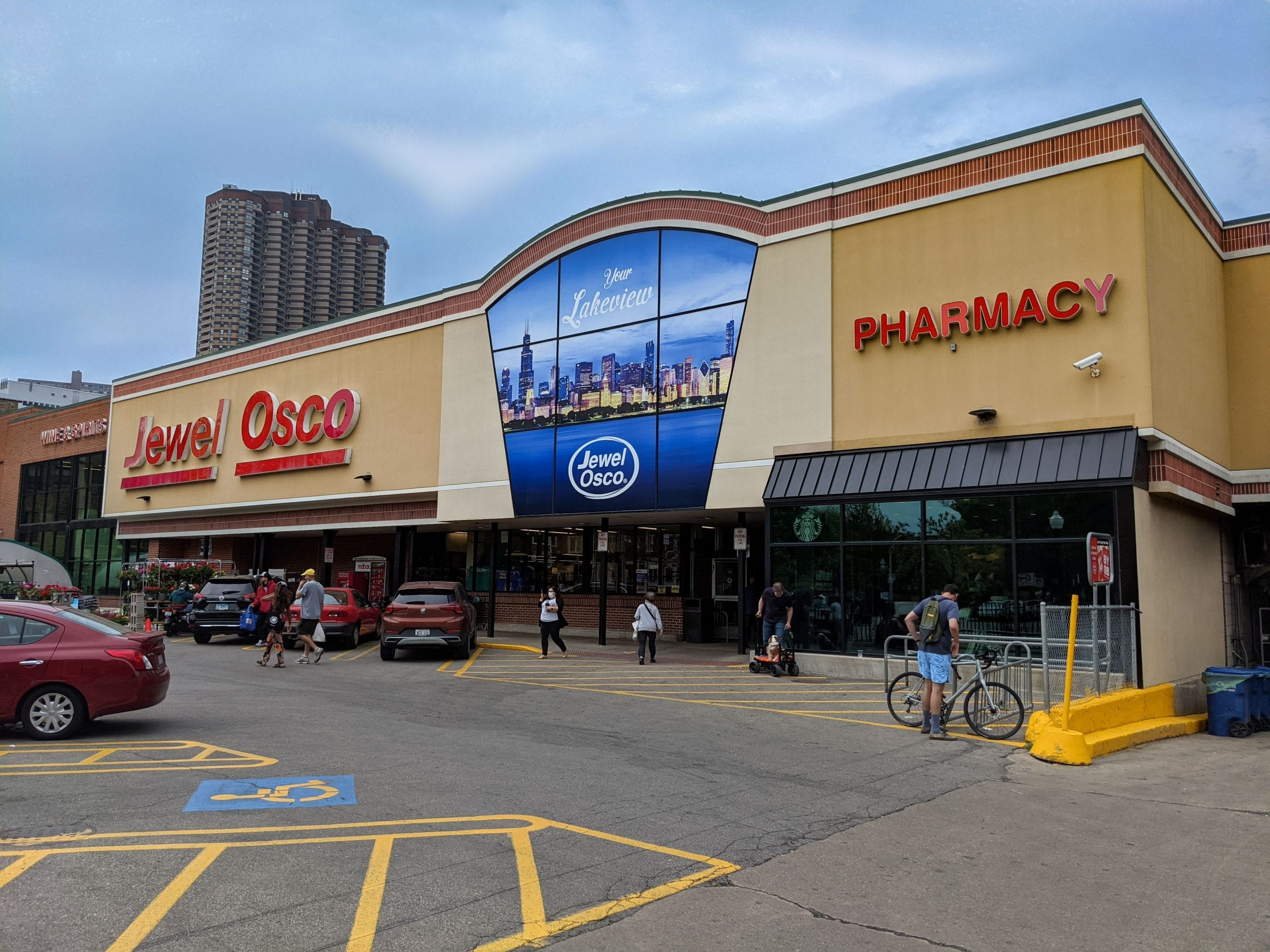jewel osco grocery store pharmacy northalsted chicago lakeview