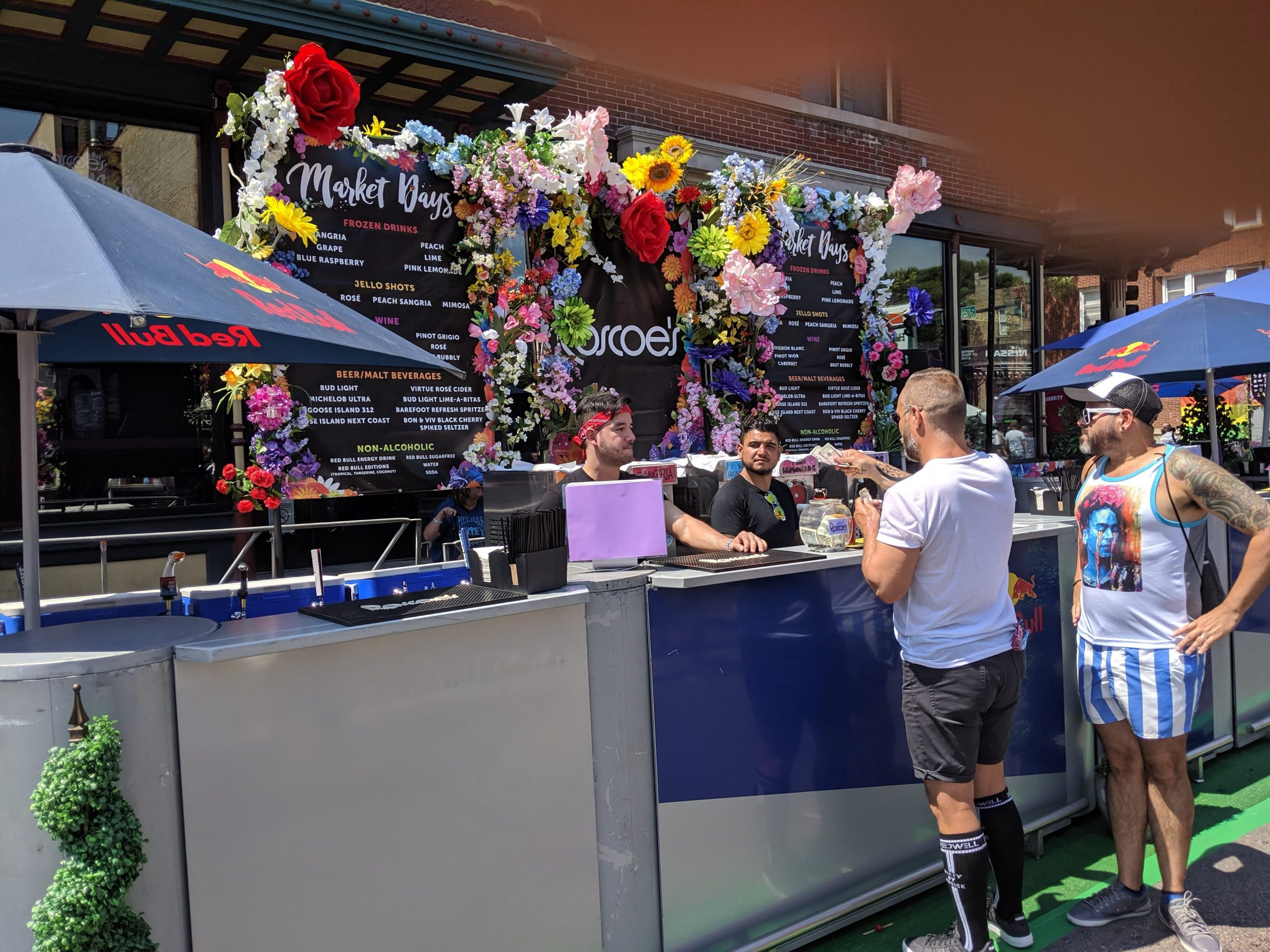 Roscoes Market Days Vendor lakeview northalsted boystown