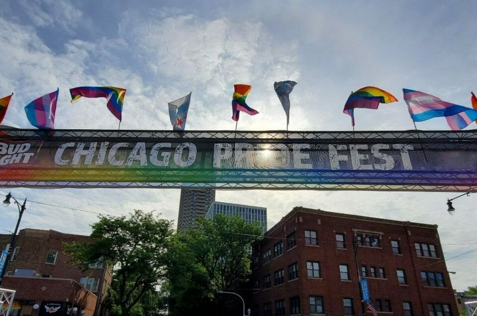 Get Tested Free Before Chicago Pride Fest