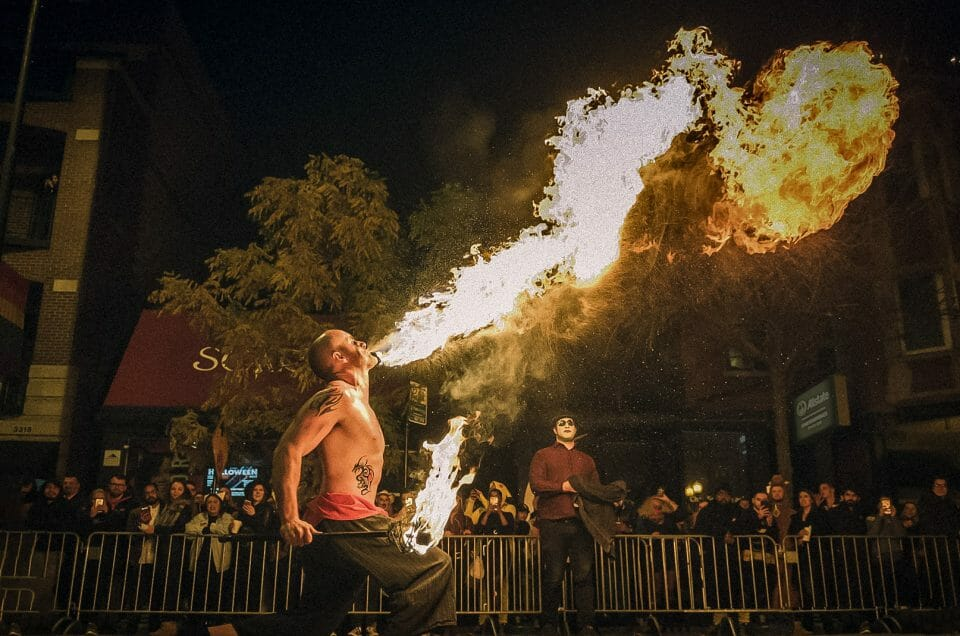 Chicago's Haunted Halsted is Back with Parade, Costume Contest and Live Music