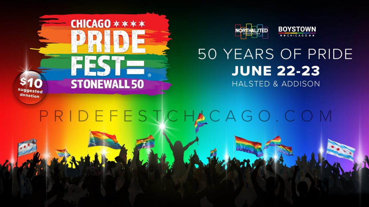 Chicago Pride Festival 2020 CHICAGO PRIDE FEST 2019   PRE PARADE CELEBRATION
